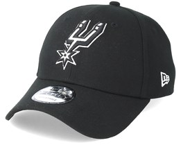 San Antonio Spurs The League 9Forty Black Adjustable - New Era