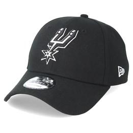 new concept ed841 9dcc5 New Era San Antonio Spurs The League 9Forty Black Adjustable - New Era  €26.99