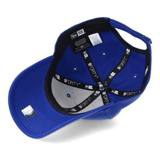 sports shoes cb732 cdb73 Detroit Pistons The League 9Fifty Blue Adjustable - New Era caps -  Hatstoreworld.com