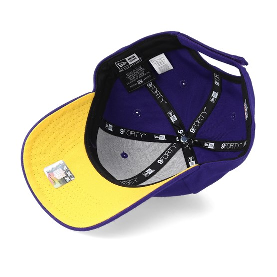618b82e1 Minnesota Vikings The League Team 940 Adjustable - New Era