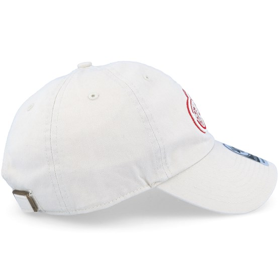 buy online b2673 4fac5 Detroit Red Wings Clean Up Natural White Adjustable - 47 Brand caps    Hatstore.co.uk