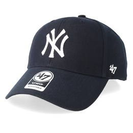 buy popular 06584 1b9a7 47 Brand NY Yankees Mvp Home Navy White Adjustable - 47 Brand AU  29.99