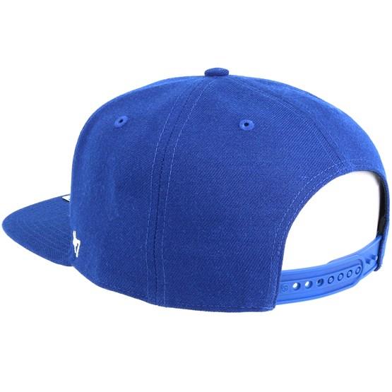 a7223085 Toronto Blue Jays Sure Shot Captain Royal Snapback - 47 Brand caps -  Hatstorecanada.com