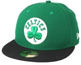 Boston Celtics Basic Green Fitted - New Era