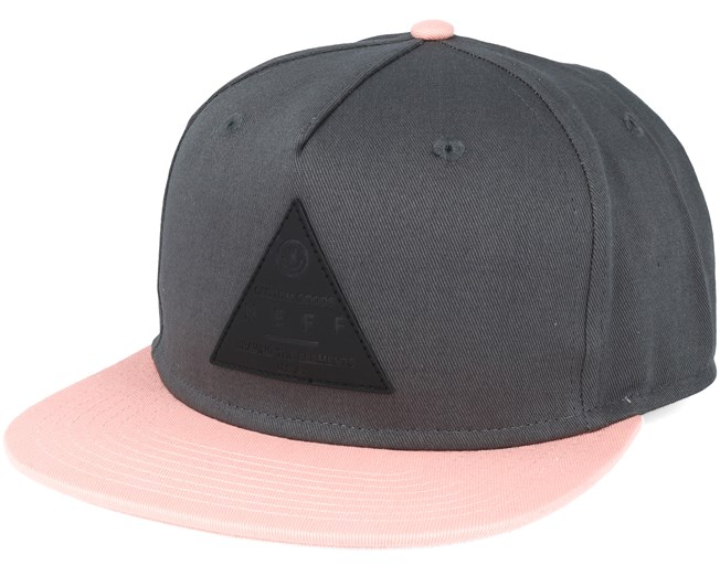 X2 Charcoal Peach Snapback - Neff caps  5d060b1d80f7