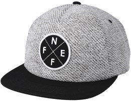 Kingston Black/Black Snapback - Neff
