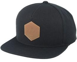 Y Cap Black/Gum Snapback - Neff