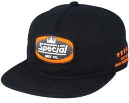 Body Inspector Cap Black Snapback - Neff