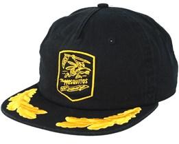 General Cap Black Snapback - Neff