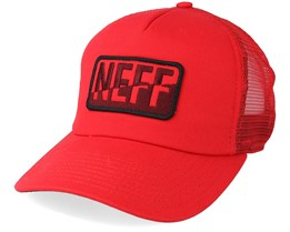 Shield Red Trucker - Neff