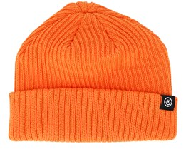 Fisherman Orange Beanie - Neff