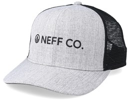Lock Up Grey Heather Trucker - Neff