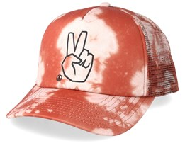 Peace Wash Copper Bleach Trucker - Neff