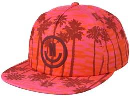 Scrunched Cap Breeze Palm Snapback - Neff