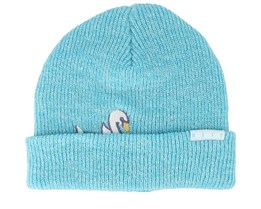 Peek a Boo Swan Turquoise/Ivory Cuff - Neff
