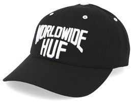 Manhattan Black Adjustable - HUF