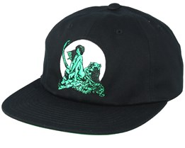 Frazetta Living Legend Black Snapback - HUF