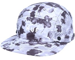 Festival Covert Volley Black Ear Flap - HUF