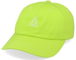 Essentials Hat Bio Lime Dad Cap - HUF