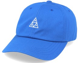 Essentials Hat Dynamic Cobalt Dad Cap - HUF