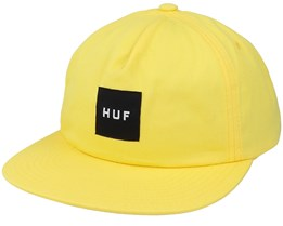 Ess Unstructured Box Golden Spice Snapback - HUF