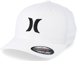 One & Only White/Black Flexfit - Hurley