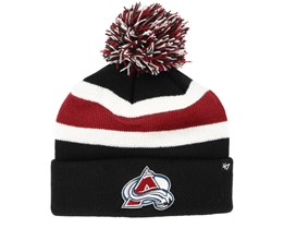 Colorado Avalanche Breakaway Knit Maroon/Navy Pom - 47 Brand
