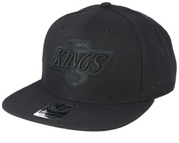 Los Angeles Kings Vintage Black/Black Snapback - 47 Brand