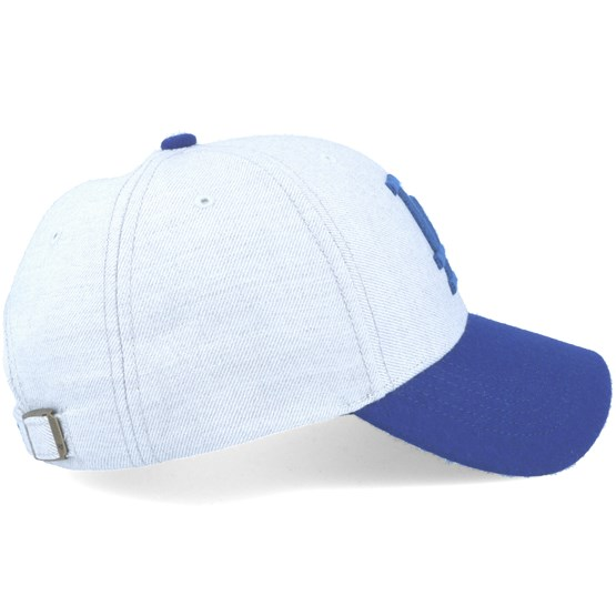 02f69b9bd63b4 Los Angeles Dodgers Munson Mvp Grey royal Blue Adjustable - 47 Brand caps -  Hatstoreworld.com