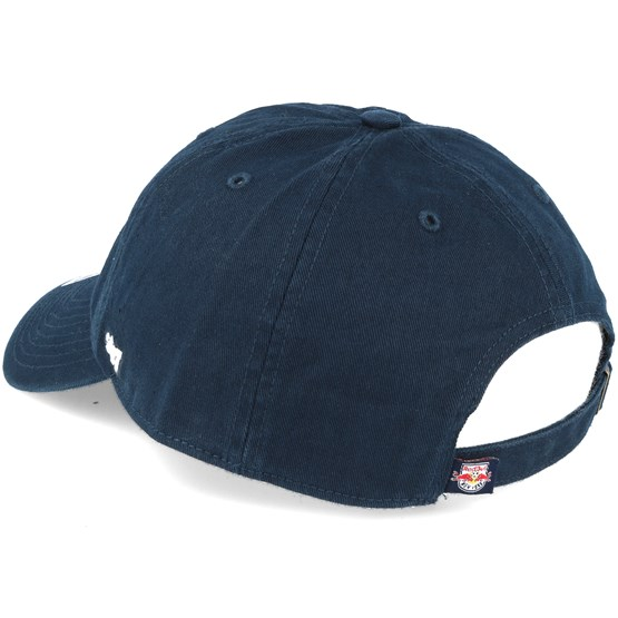 best authentic caa0b ef0ad New York Red Bulls Clean Up Navy Adjustable - 47 Brand caps   Hatstore.co.uk