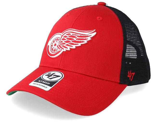 a3be5dbfab0cab Detroit Red Wings Branson 47 Mvp Mesh Red/Black Trucker - 47 Brand caps -  Hatstoreaustralia.com