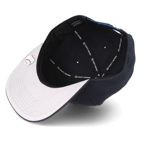 New York Yankees No Shot 47 Captain Navy Snapback - 47 Brand caps -  Hatstoreworld.com af1045c76cfd2