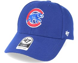Chicago Cubs Mvp Royal Blue Adjustable - 47 Brand