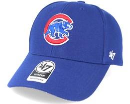 Chicago Cubs Mvp Royal Blue Adjustable - 47 Brand