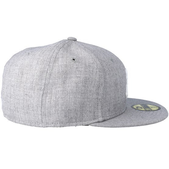 5123bde5869 New York Yankees MLB Basic Heather Grey 59Fifty Fitted - New Era cap -  Hatstore.co.in