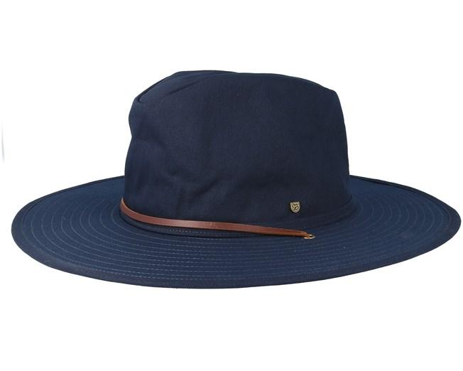 Ranger II Deep Navy Traveller - Brixton hats - Hatstoreworld.com 6ea0a7ff87b