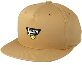 Norton Copper Snapback - Brixton