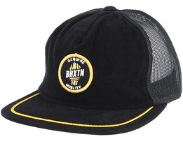 Torch Mesh Black Trucker - Brixton