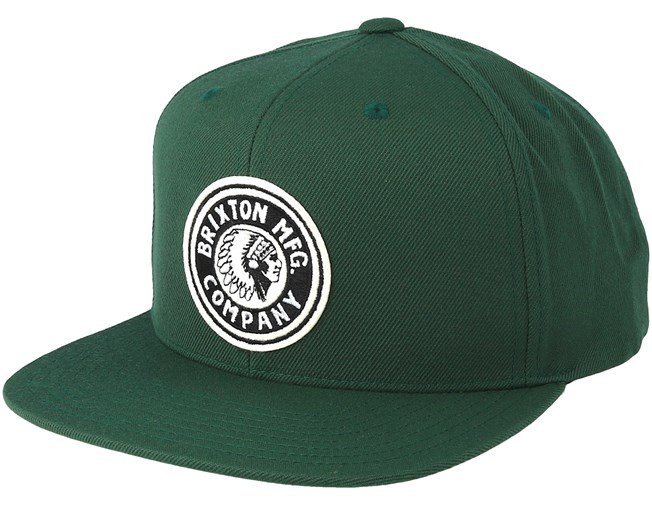 548af27cbab Rival Pine Snapback - Brixton caps - Hatstoreaustralia.com