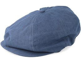 Brood Deep Blue Snap Cap - Brixton
