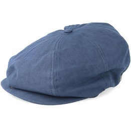 0c4397818 Brood Deep Blue Snap Cap - Brixton