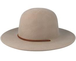 Tiller Light Tan Hat - Brixton