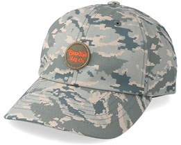 Wheeler Digi Tiger Camo Adjustable - Brixton