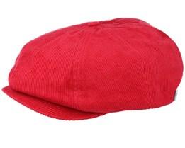Brood Red Snap Cap - Brixton