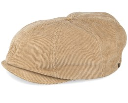 Brood Adjustable Light Khaki Snap Cap - Brixton