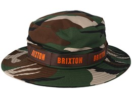 Ration II Camo Bucket - Brixton