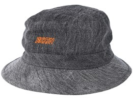 Simmons Black Acid Wash Bucket - Brixton