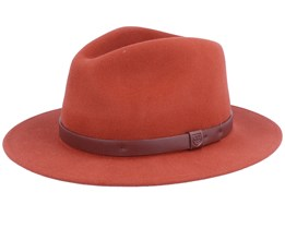 Messer Picante Red Fedora - Brixton
