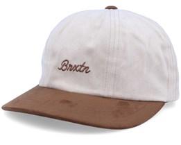 Sprint LP Vanilla/Bison Brown Adjustable - Brixton