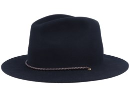 Freeport Black Fedora - Brixton
